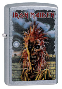 Iron Maiden lighter