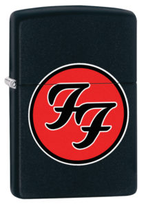 Foo Fighter lighter